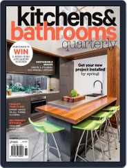 Kitchens & Bathrooms Quarterly (Digital) Subscription July 1st, 2017 Issue
