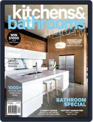 Kitchens & Bathrooms Quarterly (Digital) Subscription December 1st, 2016 Issue