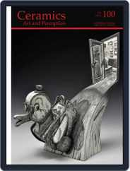 Ceramics: Art and Perception (Digital) Subscription June 1st, 2015 Issue