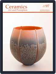 Ceramics: Art and Perception (Digital) Subscription September 19th, 2014 Issue