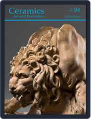 Ceramics: Art and Perception (Digital) Subscription December 27th, 2013 Issue