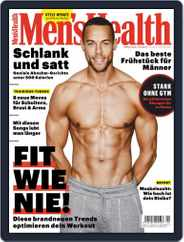 Men's Health Deutschland (Digital) Subscription April 1st, 2020 Issue