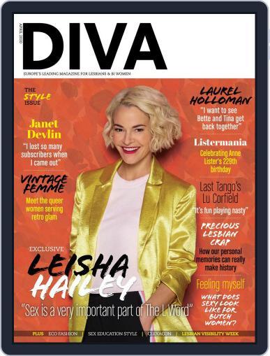DIVA April 1st, 2020 Digital Back Issue Cover