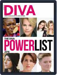 DIVA (Digital) Subscription October 1st, 2016 Issue