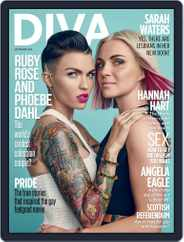 DIVA (Digital) Subscription August 15th, 2014 Issue