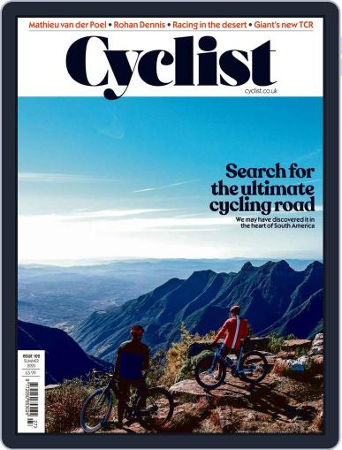 Cyclist (Digital) June 10th, 2020 Issue Cover