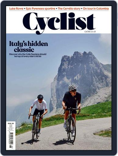 Cyclist (Digital) June 1st, 2020 Issue Cover