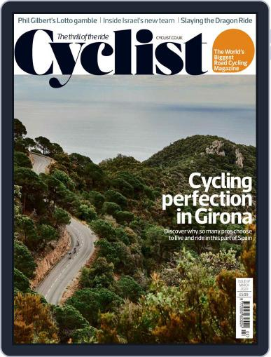 Cyclist (Digital) March 1st, 2020 Issue Cover