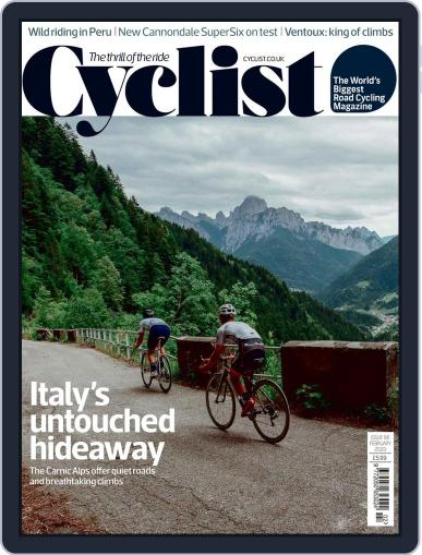 Cyclist (Digital) February 1st, 2020 Issue Cover