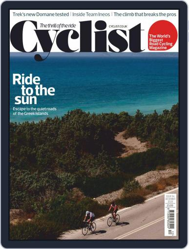 Cyclist (Digital) December 1st, 2019 Issue Cover