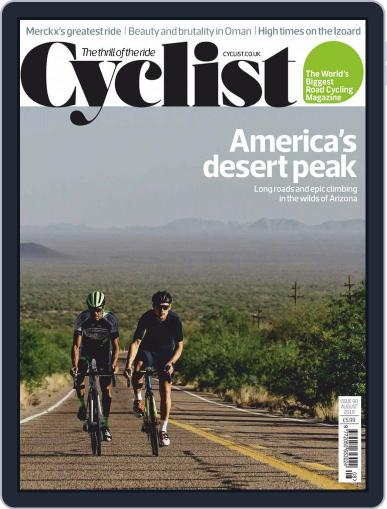 Cyclist (Digital) August 1st, 2019 Issue Cover