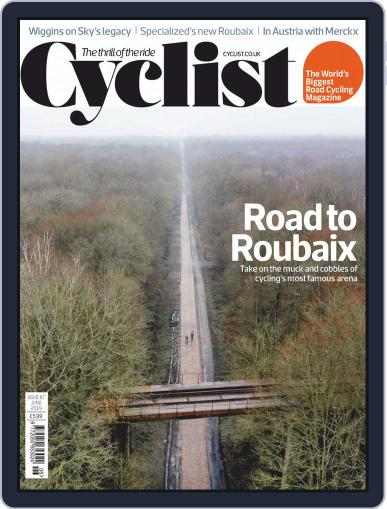 Cyclist (Digital) June 1st, 2019 Issue Cover