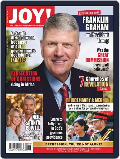 Joy! (Digital) February 1st, 2020 Issue Cover