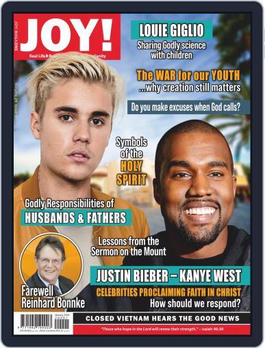Joy! (Digital) January 1st, 2020 Issue Cover