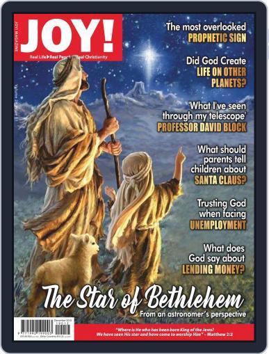 Joy! (Digital) December 1st, 2019 Issue Cover