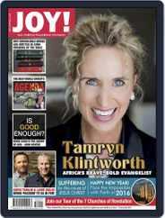 Joy! (Digital) Subscription January 1st, 2016 Issue