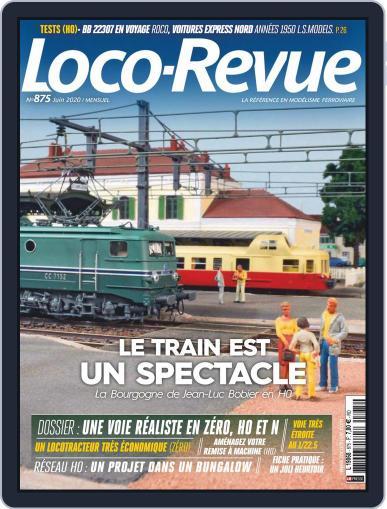 Loco-revue (Digital) June 1st, 2020 Issue Cover
