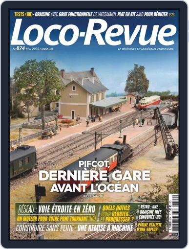 Loco-revue (Digital) May 1st, 2020 Issue Cover