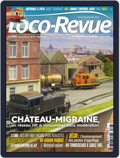Loco-revue (Digital) September 1st, 2019 Issue Cover