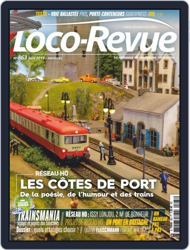 Loco-revue (Digital) June 1st, 2019 Issue Cover