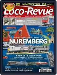Loco-revue (Digital) Subscription February 20th, 2016 Issue