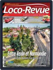 Loco-revue (Digital) Subscription November 1st, 2015 Issue