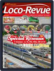 Loco-revue (Digital) Subscription August 1st, 2015 Issue