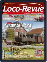 Loco-revue (Digital) Subscription July 1st, 2015 Issue
