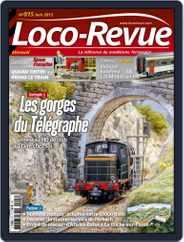 Loco-revue (Digital) Subscription June 1st, 2015 Issue