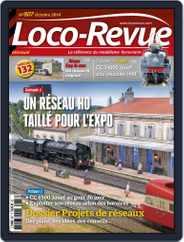 Loco-revue (Digital) Subscription October 1st, 2014 Issue