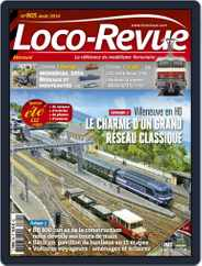 Loco-revue (Digital) Subscription August 1st, 2014 Issue