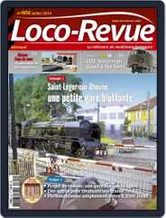 Loco-revue (Digital) Subscription July 1st, 2014 Issue