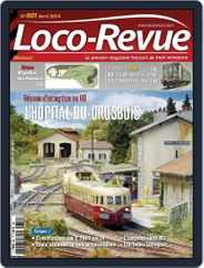 Loco-revue (Digital) Subscription March 31st, 2014 Issue