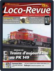 Loco-revue (Digital) Subscription November 19th, 2012 Issue