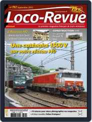 Loco-revue (Digital) Subscription August 27th, 2012 Issue