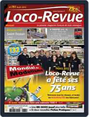 Loco-revue (Digital) Subscription July 23rd, 2012 Issue