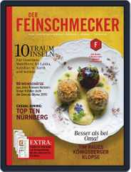 DER FEINSCHMECKER (Digital) Subscription December 1st, 2019 Issue
