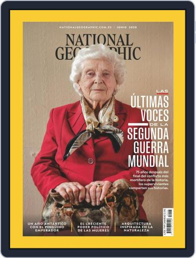 National Geographic - España (Digital) June 1st, 2020 Issue Cover