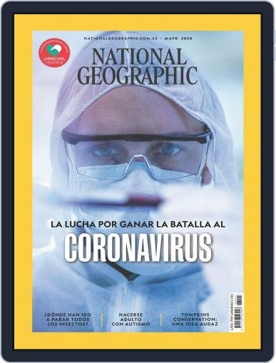 National Geographic - España (Digital) May 1st, 2020 Issue Cover