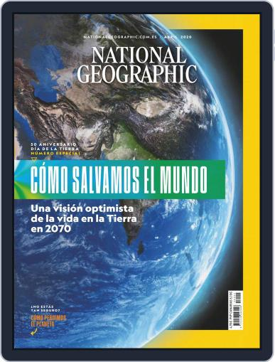 National Geographic - España (Digital) April 1st, 2020 Issue Cover