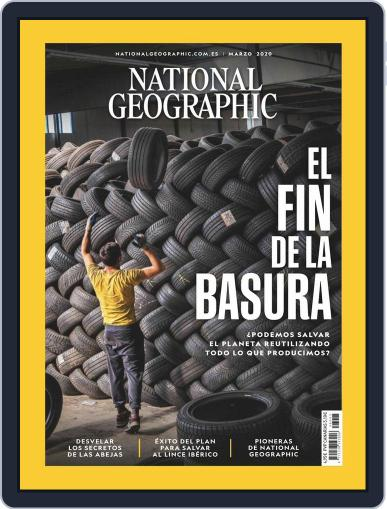 National Geographic - España (Digital) March 1st, 2020 Issue Cover