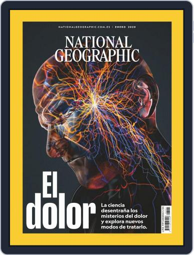 National Geographic - España (Digital) January 1st, 2020 Issue Cover