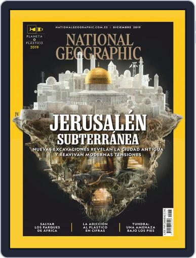 National Geographic - España (Digital) December 1st, 2019 Issue Cover