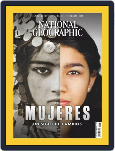 National Geographic - España (Digital) November 1st, 2019 Issue Cover