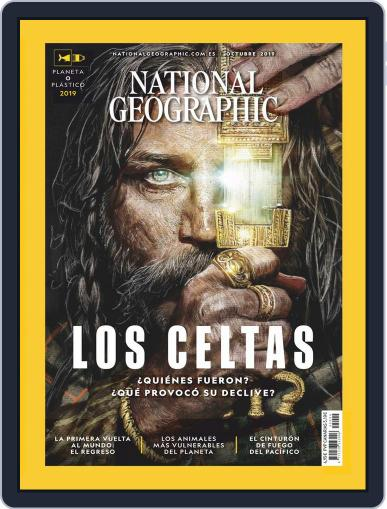 National Geographic - España (Digital) October 1st, 2019 Issue Cover