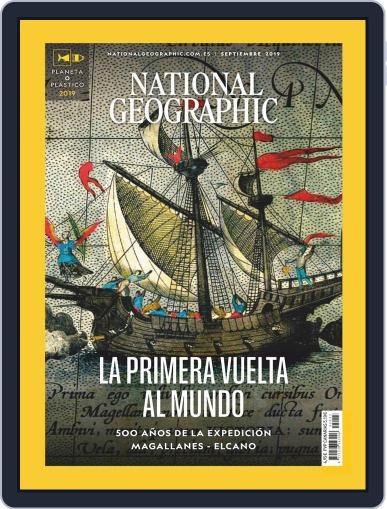 National Geographic - España (Digital) September 1st, 2019 Issue Cover
