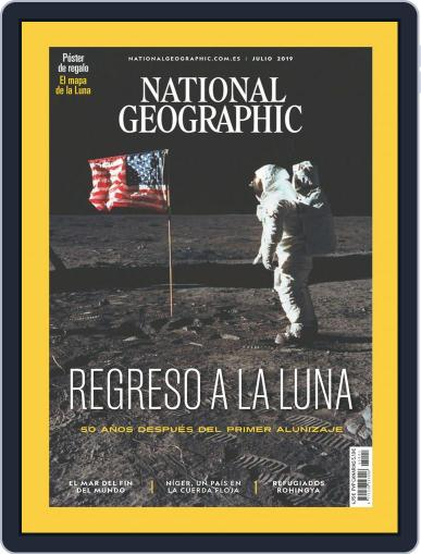 National Geographic - España (Digital) July 1st, 2019 Issue Cover