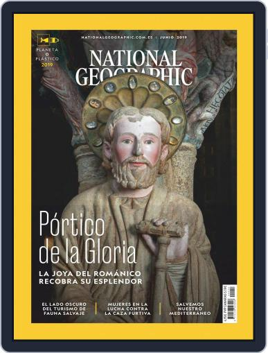 National Geographic - España June 1st, 2019 Digital Back Issue Cover