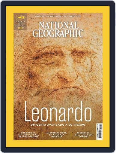 National Geographic - España May 1st, 2019 Digital Back Issue Cover