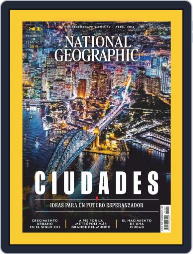 National Geographic - España April 1st, 2019 Digital Back Issue Cover